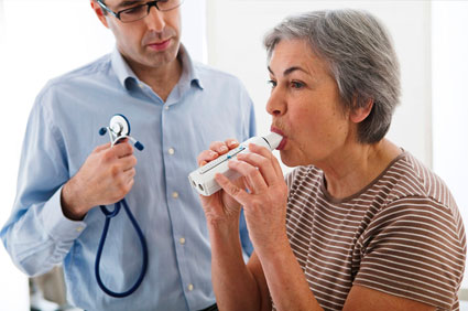 spirometry, lung function testing